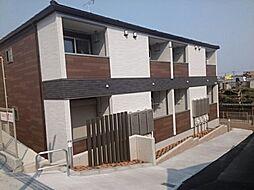 名鉄常滑線 太田川駅 徒歩27分の賃貸アパート
