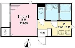 湘南新宿ライン宇須 西大井駅 徒歩8分
