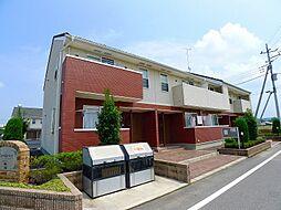 東武桐生線 藪塚駅 徒歩23分の賃貸アパート