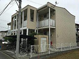 JR中央線 西八王子駅 バス12分 横川下車 徒歩8分の賃貸アパート
