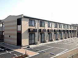 JR常磐線 土浦駅 バス22分 阿見町役場前下車 徒歩6分の賃貸アパート