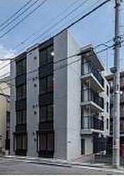 東急多摩川線 矢口渡駅 徒歩4分の賃貸マンション