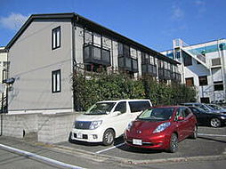 JR横浜線 十日市場駅 バス5分 中丸入口下車 徒歩3分の賃貸アパート