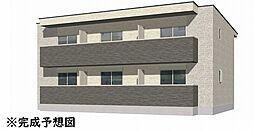 京王線 桜上水駅 徒歩8分の賃貸アパート