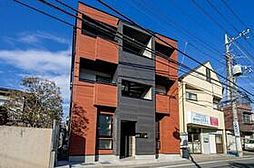 西武新宿線 花小金井駅 徒歩15分の賃貸アパート