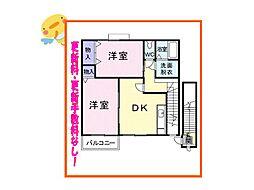 【敷金礼金0円!】常磐線 土浦駅 バス15分 阿見坂上下車 徒歩5分
