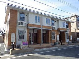 JR高崎線 熊谷駅 バス25分 大沼公園下車 徒歩14分の賃貸アパート
