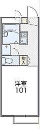 【敷金礼金0円!】レオパレス四箇K&M