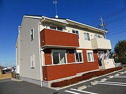 JR高崎線 岡部駅 徒歩13分の賃貸アパート