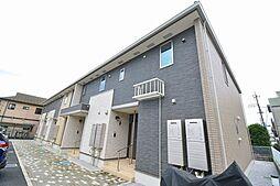 JR八高線 金子駅 徒歩20分の賃貸アパート