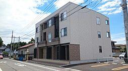 JR上越線 群馬総社駅 徒歩27分の賃貸アパート