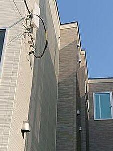 外観,ワンルーム,面積17.46m2,賃料4.0万円,JR常磐線 亀有駅 徒歩19分,,東京都葛飾区新宿2丁目