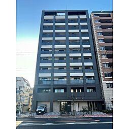 都営浅草線 本所吾妻橋駅 徒歩5分の賃貸マンション 8階1Kの間取り