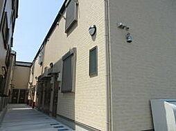 京成本線 お花茶屋駅 徒歩13分の賃貸アパート