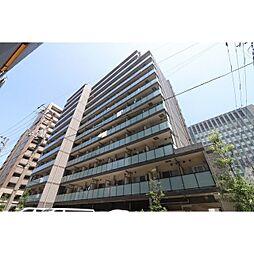 都営大江戸線 門前仲町駅 徒歩8分の賃貸マンション 2階1Kの間取り