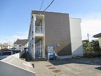 外観,1K,面積19.87m2,賃料5.0万円,JR武蔵野線 船橋法典駅 徒歩17分,,千葉県市川市柏井町1丁目