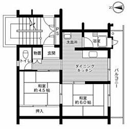 【敷金礼金0円!】香椎線 和白駅 徒歩13分