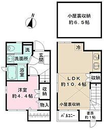 都営三田線 志村三丁目駅 徒歩7分の賃貸アパート