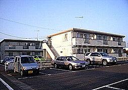 JR東北本線 宇都宮駅 バス25分 作新大学下車 徒歩2分の賃貸アパート