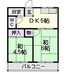 🉐敷金礼金0円!🉐コーポブリアン