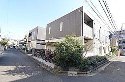 京王線 仙川駅 バス8分 杏林大学病院前下車 徒歩3分の賃貸アパート