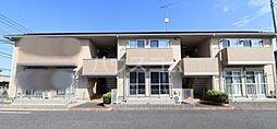 JR高崎線 鴻巣駅 バス19分 赤城下車 徒歩1分の賃貸アパート