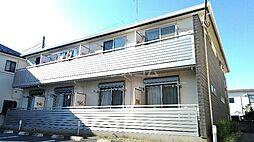 JR中央線 武蔵小金井駅 徒歩24分の賃貸アパート