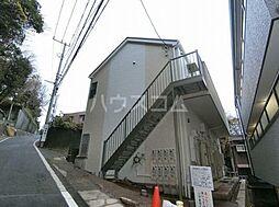 横浜市営地下鉄ブルーライン 蒔田駅 徒歩8分の賃貸アパート