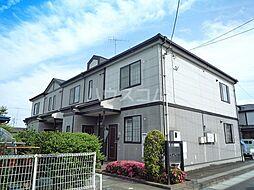 JR常磐線 神立駅 徒歩5分の賃貸アパート