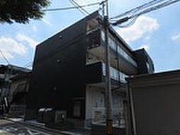 JR東北本線 さいたま新都心駅 徒歩12分の賃貸マンション 3階1Kの間取り