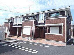 京成本線 京成成田駅 バス24分 大六天下車 徒歩12分の賃貸アパート