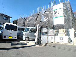JR中央線 八王子駅 バス13分 馬場谷戸下車 徒歩3分の賃貸アパート