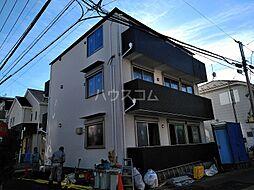 京王線 東府中駅 徒歩3分の賃貸アパート