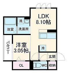 仮)-room加納徳川町Y