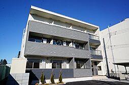 JR東北本線 宇都宮駅 バス18分 工業団地南下車 徒歩3分の賃貸アパート