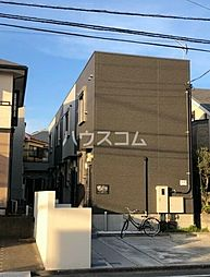 JR武蔵野線 三郷駅 徒歩8分の賃貸アパート