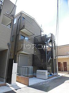 外観,1K,面積20.02m2,賃料6.0万円,JR常磐線 柏駅 徒歩10分,,千葉県柏市中央2丁目3-27
