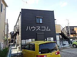 JR常磐線 松戸駅 バス8分 美野里町下車 徒歩2分の賃貸アパート