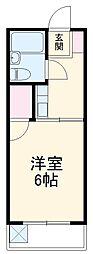 植田駅 1.9万円