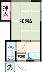 用賀駅 3.8万円
