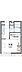 間取り,1K,面積19.87m2,賃料8.0万円,都営浅草線 馬込駅 徒歩9分,,東京都品川区西大井6丁目17-3