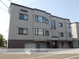 JR学園都市線 新琴似駅 徒歩19分の賃貸アパート
