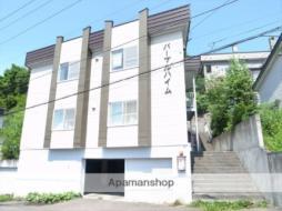札幌市営東西線 大谷地駅 バス10分 清田区役所前下車 徒歩5分の賃貸アパート
