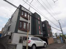札幌市営南北線 澄川駅 徒歩5分の賃貸アパート