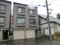 JR函館本線 白石駅 徒歩9分の賃貸アパート