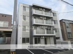 JR函館本線 厚別駅 徒歩7分の賃貸マンション