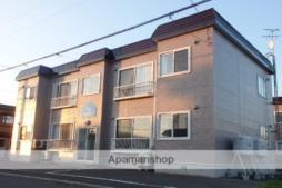 札幌市営南北線 麻生駅 バス16分 屯田9条10丁目下車 徒歩2分の賃貸アパート