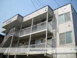 JR函館本線 小樽駅 バス9分 手宮下車 徒歩5分の賃貸アパート
