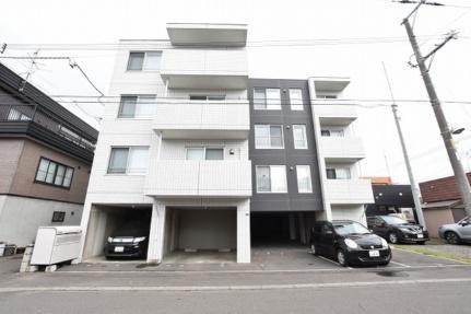 エルミタージュ新琴似 3階の賃貸【北海道 / 札幌市北区】