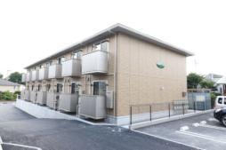 JR磐越西線 郡山富田駅 徒歩12分の賃貸アパート